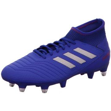 adidas Stollen-SohlePredator 19.3 SG blau