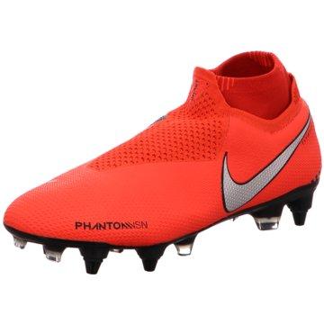 Nike Stollen-SohlePhantom Vision Elite Dynamic Fit SG-Pro Anti-Clog rot