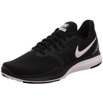 Nike TrainingsschuheIn-Season TR 8 Women schwarz