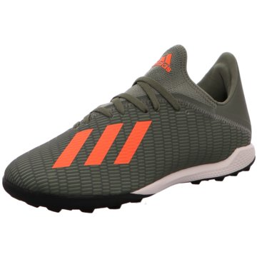 adidas Multinocken-SohleX 19.3 TF grün