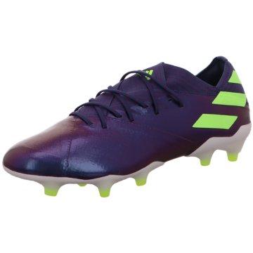 adidas Nocken-SohleNemeziz Messi 19.1 FG lila
