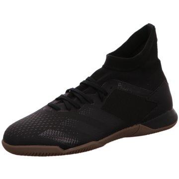 adidas Hallen-SohlePREDATOR 20.3 IN schwarz