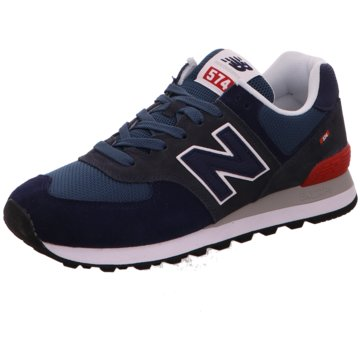 New Balance Sneaker LowML574 D - 774921-60 blau
