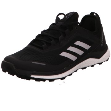adidas TrailrunningTerrex Agravic Flow Boost schwarz