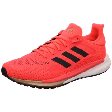 adidas RunningSOLAR GLIDE 3 M - FV7255 rot