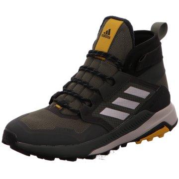adidas Outdoor SchuhTerrex Trailmaker Mid COLD.RDY grün