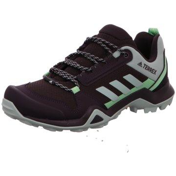 adidas Outdoor SchuhTerrex AX3 Women schwarz