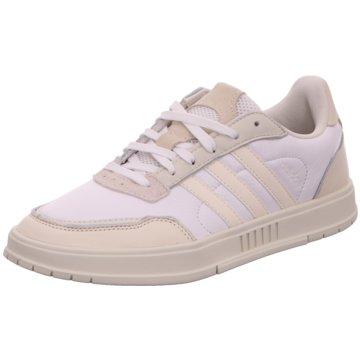 adidas Nocken-SohleCourtmaster weiß