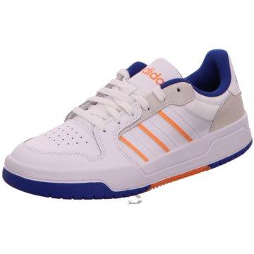 adidas Sneaker LowEntrap weiß
