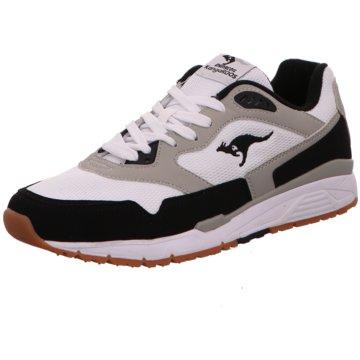 KangaROOS Sneaker LowUltimate Star OG grau