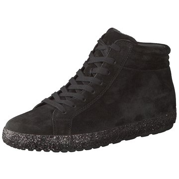 Gabor Komfort SchnürschuhSneaker schwarz