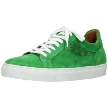 Wolky Komfort Schnürschuh grün
