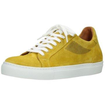 Wolky Komfort Schnürschuh gelb
