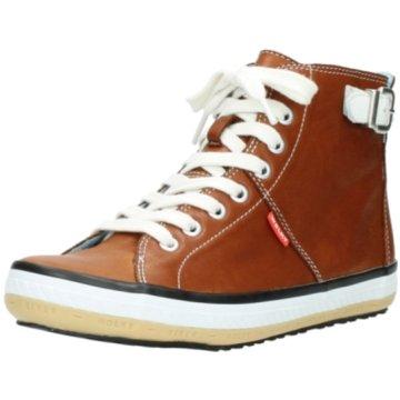 Wolky Sneaker High braun