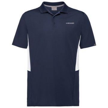Head PoloshirtsCLUB TECH POLO SHIRT M - 811339 blau