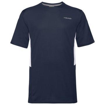 Head T-ShirtsCLUB TECH T-SHIRT M - 811349 blau