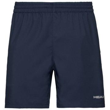 Head TennisshortsCLUB SHORTS M - 811379 blau