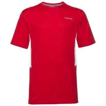 Head T-ShirtsCLUB TECH T-SHIRT B - 816339 rot