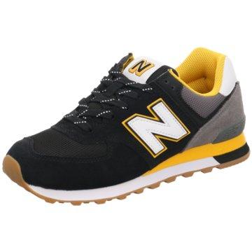 New Balance Sneaker LowML574 D - 819431-60 schwarz