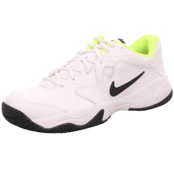 Nike OutdoorNikeCourt Lite 2 Men's Hard Court Tennis Shoe - AR8836-107 weiß