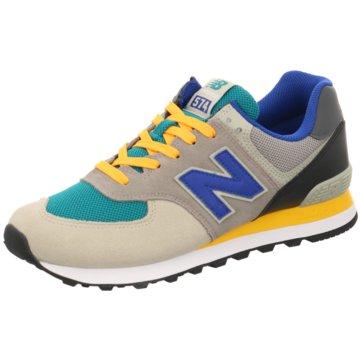 New Balance Sneaker LowML574 D - 824831-60 grau