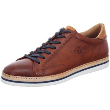 Giorgio 1958 Sneaker Low braun