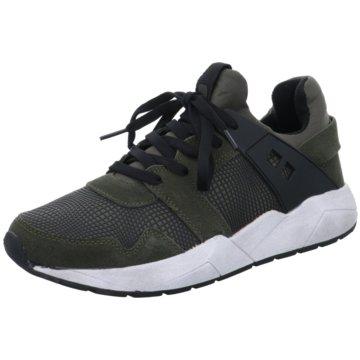 Mundart Sneaker Low oliv