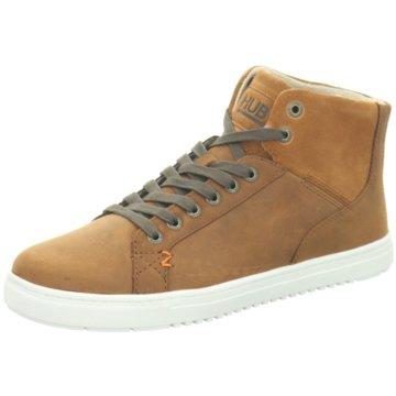 Hub Sneaker High braun