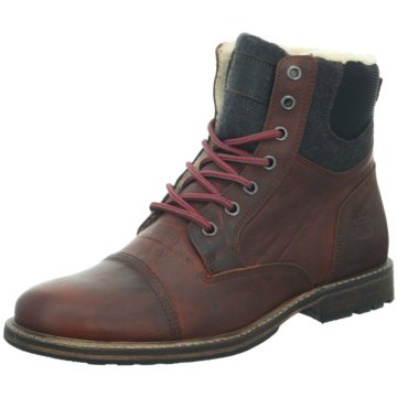 Bullboxer Boots Collection rot