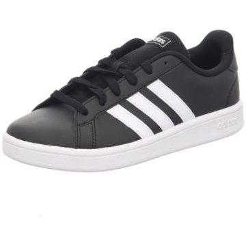 adidas Sneaker LowGRAND COURT BASE - EE7900 schwarz
