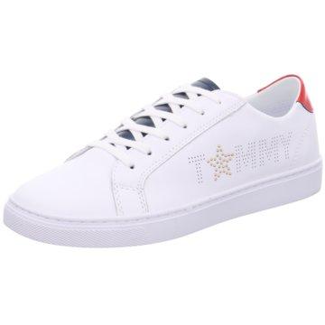 Tommy Hilfiger Sneaker LowTommy Star Metallic Sneaker weiß