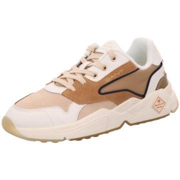 Gant Top Trends Sneaker weiß