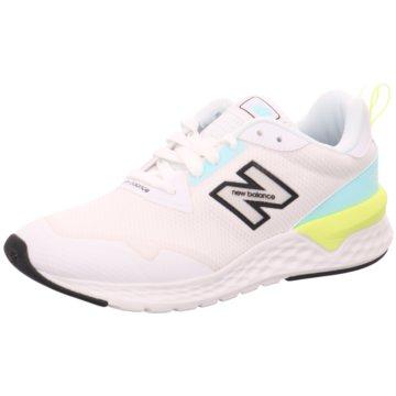 New Balance Sneaker Low weiß