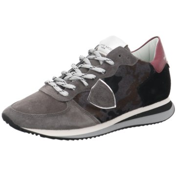 Philippe Model Sneaker Low grau