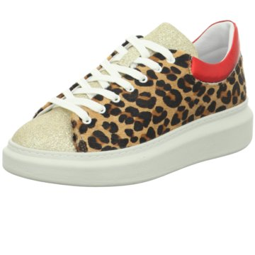 MACA Kitzbühel Sneaker gold