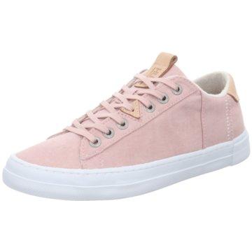 Hub Sneaker Low rosa