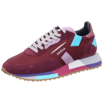 Ghoud Sneaker Low rot