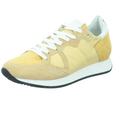 Philippe Model Sneaker Low gelb