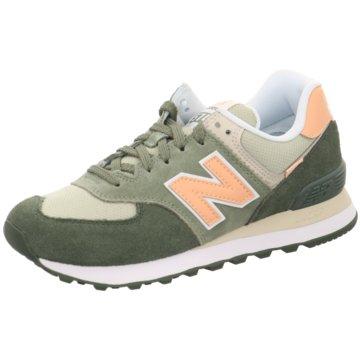 New Balance Sneaker Low574 Sneaker grün
