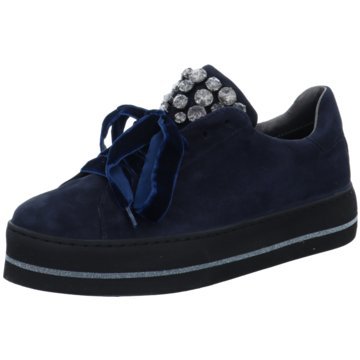 Maripé Plateau Sneaker blau