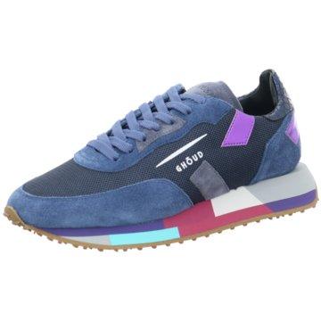 Ghoud Sneaker Low blau