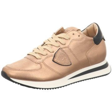 Philippe Model Sneaker Low gold