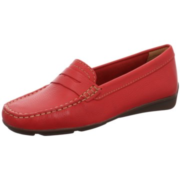 SP Mokassin Slipper rot