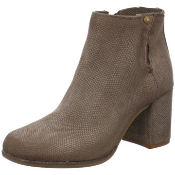 Mjus Ankle Boot grau