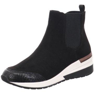 La Strada Stiefelette schwarz