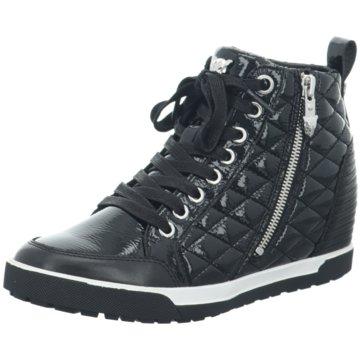 Marc Cain Sneaker High schwarz