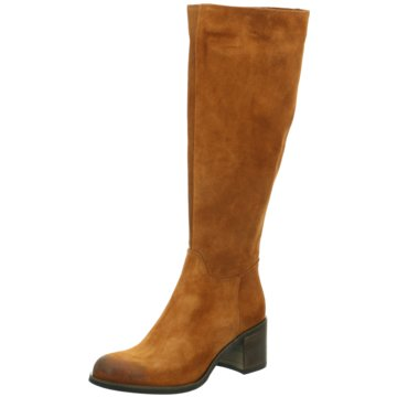Kermes Klassischer Stiefel braun