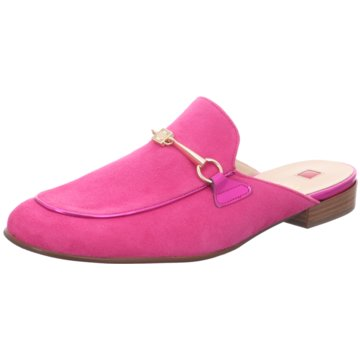 Högl Mules Pantoletten pink