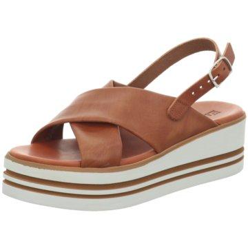 ELENA Italy Top Trends Sandaletten braun