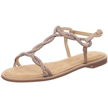 Alma en Pena Sandalette beige